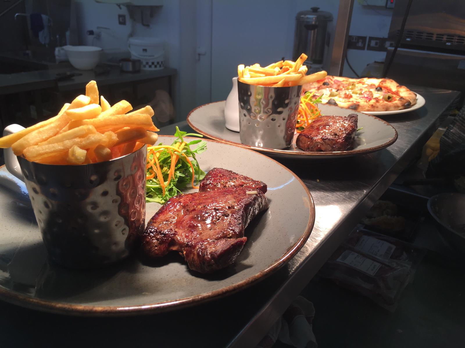 Steak Night at the Avenue Hotel  EVERY Wednesday night….