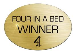 The Avenue Hotel winners of Channel 4s Four in a bed