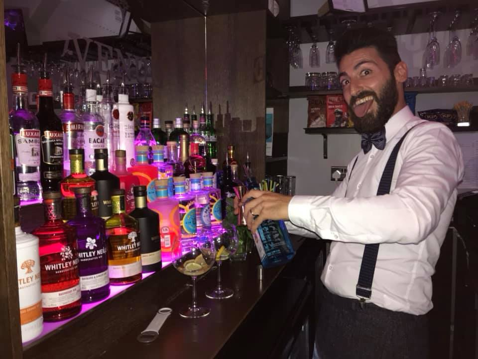 Gin night at the avenue hotel – the start of our themed nights!