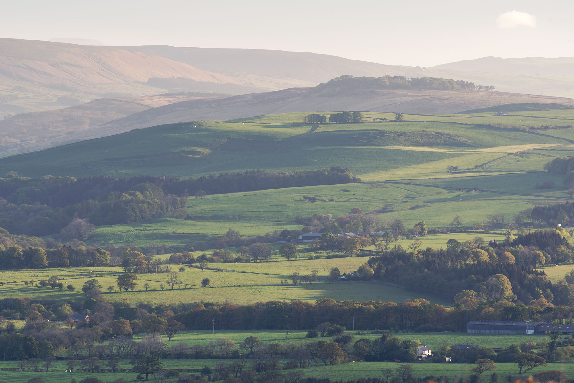 The ribble valley in Lancashire what a great place to be…..