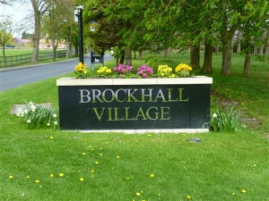 The Old Zoo gardens in Brockhall Village open to public