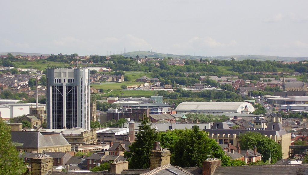 Cheap Hotel Accommodation In Blackburn